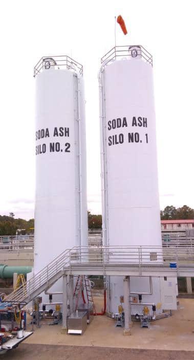 pH-Regulierung mit Natriumkarbonat