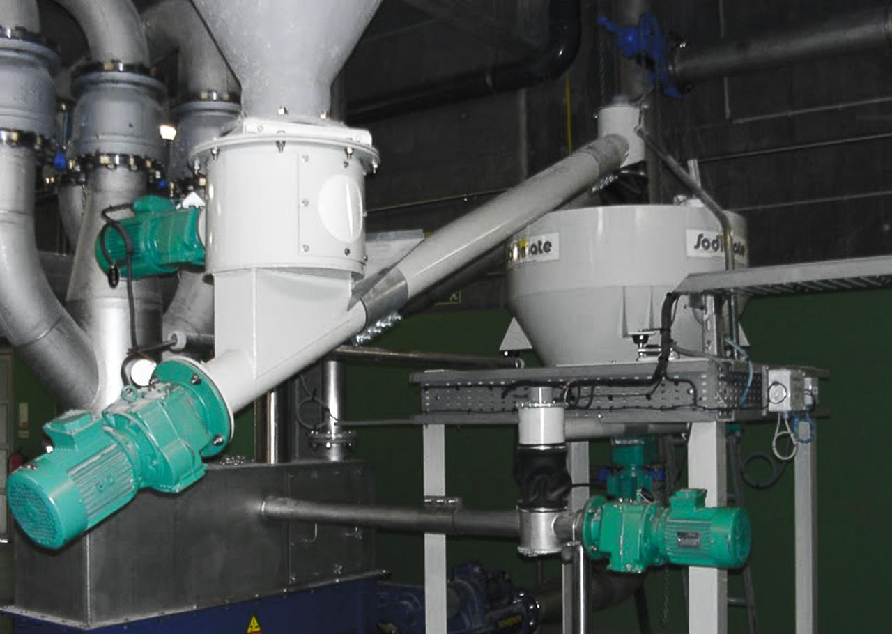 Schüttgut Systeme für industrielle Anwendungen