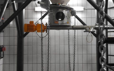 Silo Austrags- und Dosiergerät DDS 400,für Pulveraktivkohle