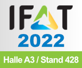 SAVE THE DATE - Die nächste IFAT Messe wird vom 30. Mai bis 03. Juni 2022 in München stattfinden und erneut wird sich Sodimate als Aussteller präsentieren.