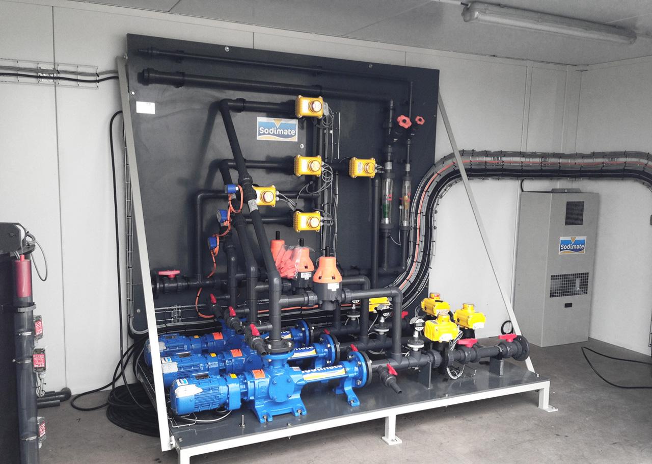 Pumpenstation